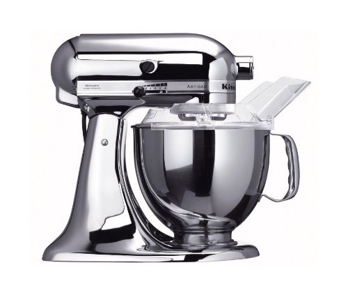 KitchenAid Artisan - Color plata