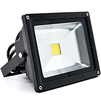 Biltek 20w led flood light cool white high power outdoor spotlights biltek 20w led flood light cool white high power outdoor spotlights industrial lighting home security lighting workwithnaturefo