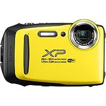FUJIFILM FinePix XP130 Waterproof Action Camera Yellow