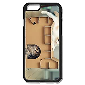 Favorable Cats Plastic Cover For IPhone 6