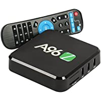2017 Model TwinPa Android 6.0 TV Box, A96Z Android TV Box Amlogic S905X 64 Bits 2G/16G 4K Google Streaming Media Player
