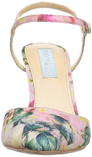 Floral Johnson Satin Talons Anina Betsey Betsey Johnson EOwCYqY