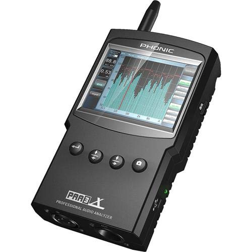 Phonic Audio Analyzer (PAA3X)