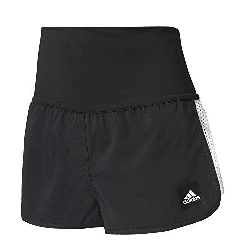 adidas BG3 Short Maillot de bain, Unisex, Noir (Noir / Blanc), 34