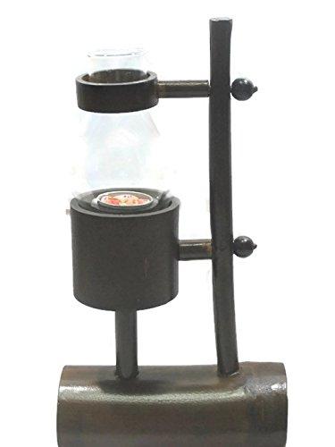 Bamboo Lamp Thai Handicraft - Candle Holder