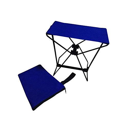 Boloni Folding Camp Stool Portable Fishing Stool Folding Hiking Travel Outdoor Stool