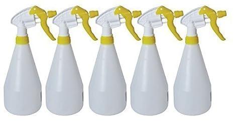 Completo Confezione Di 750ml Colorate Mano Spray A Pistola Bottiglie per la pulizia, Giardinaggio e Alimentazione, Industriale & Domestico - plastica, Verde, 750 ml, 750ml Discounted Cleaning Supplies