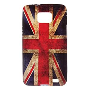 Flag Of England Pattern Hard Case for Samsung Galaxy Sii I9100
