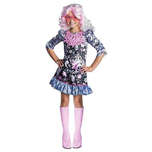 [R884913 (8-10) Viperine Gorgon Costume] (Viperine Gorgon Girls Costumes)