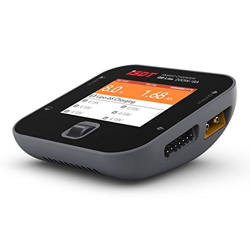 iSDT Q6 Lite 200W/8A Smart Charger