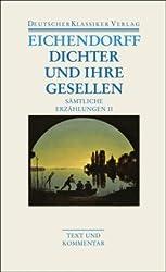 Dichter und ihre Gesellen: Sämtliche Erzählungen II (Deutscher Klassiker Verlag im Taschenbuch)