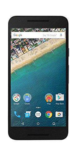LG Nexus 5x LG-H791 32GB GSM Factory Unlocked Smartphone - Quartz White (Certified Refurbished)