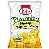 Lulu Lemon Plantain Chips (30 units per case)