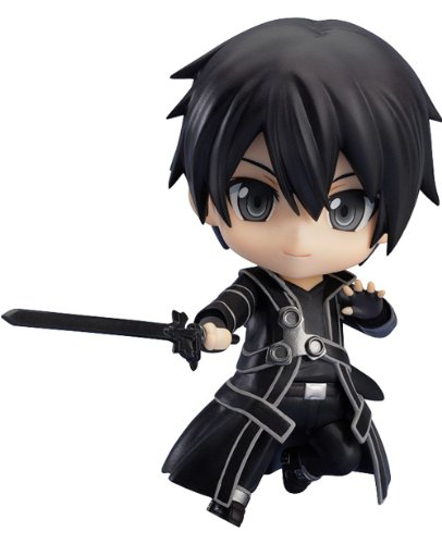 Good-Smile-Sword-Art-Online-Kirito-Nendoroid-Action-Figure