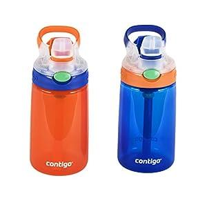 Contigo Kids 2 pack Autospout Water Bottles