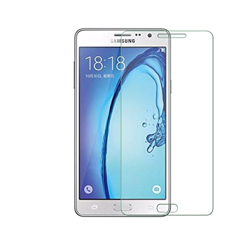 generic tempered glass screen protector for samsung a7 2015  Transparent
