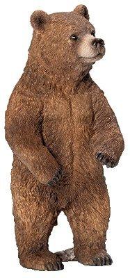 Girl Bear Figurine - Schleich Grizzly Female Bear Toy Figure