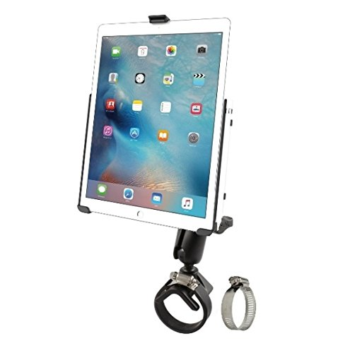 RAM Mounts Yoke Strap Aircraft Airplane Mount Holder fits Apple iPad Pro 12.9