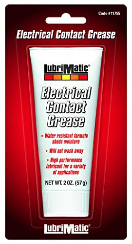 (LubriMatic 11755 Dielectric/Electrical Contact Grease, 2 oz. Tube)