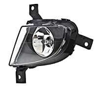 Hella 010084011 Fog Lamp Assembly/OE Replacement Left [Driver] Side Incl. H8 Bulb Fog Lamp Assembly/OE Replacement