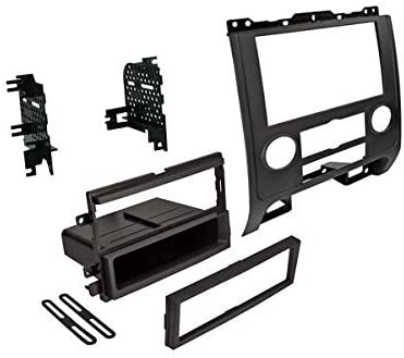 ford 2008-2012 escape (non-amplified) car radio stereo radio kit dash  installation mounting w/wiring harness and radio antenna
