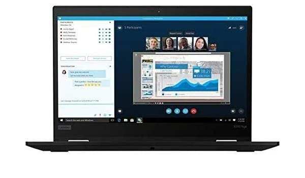 Amazon.com: Lenovo ThinkPad X390 Yoga 20NN001TUS 13.3 ...
