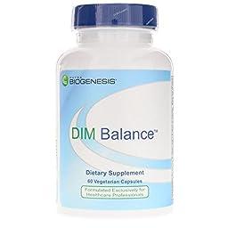 Nutra Biogenesis - DIM Balance, 60 Caps