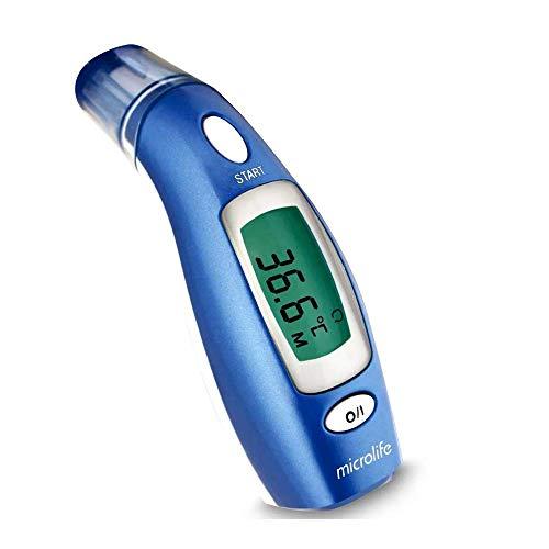 Termometro Dual Mode Microlife Verficacao Testa Ir1da1