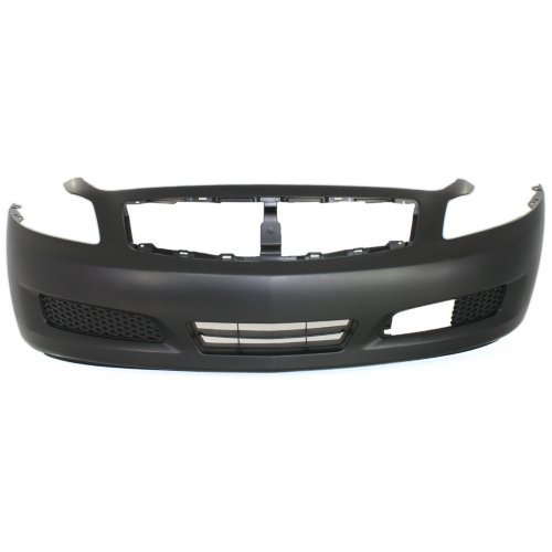Front Bumper Cover Compatible with INFINITI G35 2007-2008/G37 2009 Primed with Technology Package Sedan - CAPA ()