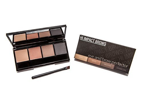 Hi Impact Brows Eyebrow Colour Palette by Hi Impact Brows by Hi Impact Brows