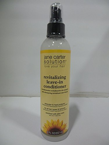 Jane Carter Revitalizing Leave-In Conditioner, 8 oz, 2 pk