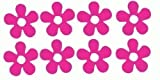 60 Second Makeover Limited Quality Vinyl Flowers Stickers Car Bike Sccoter Helmet Decal Graphic Girls