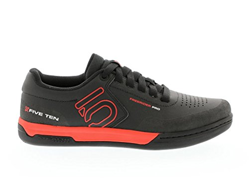 Five Ten Men's Freerider Pro Bike Shoes (Black/Red, 11.5 US) from Five Ten