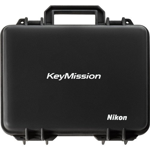 NikonCarry Case for KeyMission Action Cameras