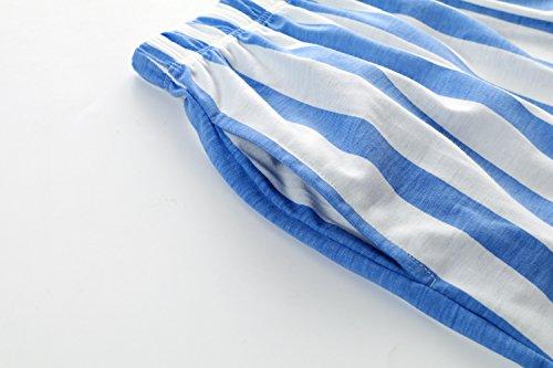 88eca2cdf Jashe Tween Girls Summer Cotton Pajama Set Tank & Shorts Sleepwear Nighty  for Teens Big Girls