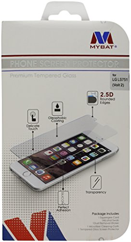 Tempered Glass For LG Magna (Clear) - 5