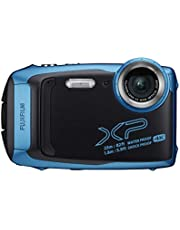 Fujifilm FinePix XP140 Outdoor-camera, ijsblauw