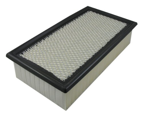 - Pentius PAB9400 UltraFLOW Air Filter for Ford Pickup 7.3L Diesel (01-03) - High Capacity - 3'' Pleat