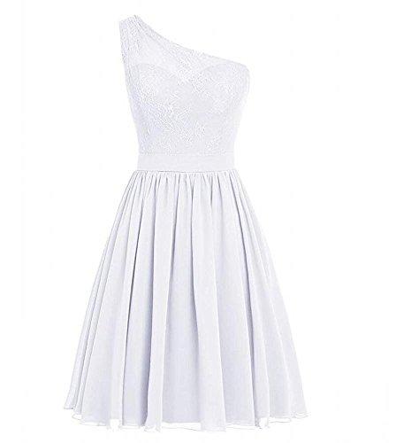Weiß Beauty KA KA Damen Beauty Kleid Damen tCxYZ8wqF