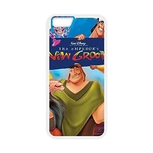 iPhone 6 4.7 inch white phone case The Emperor's New Groove Disney Maverick Fantasy Funny Terror Tease Magical YHNL797891736 Kimberly Kurzendoerfer
