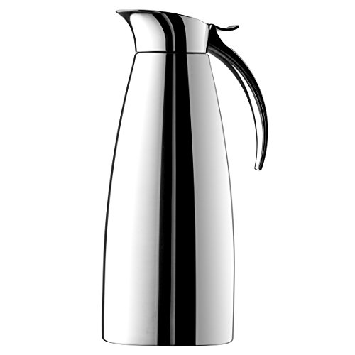 Emsa Eleganza Stainless Steel Insulated Carafe, 34-Ounce