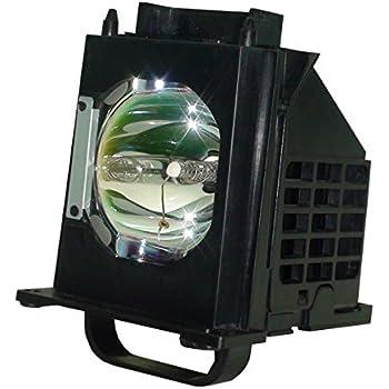 Lutema 915B403001-P Mitsubishi 915B403001 915B403A01 Replacement DLP/LCD Projection TV Lamp (Premium)