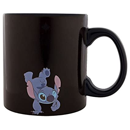Buffalo Oz To Lilo Reveal Mug20 Li122534v Beach Heat Silver Space Ceramic Stitch And 9ID2HE