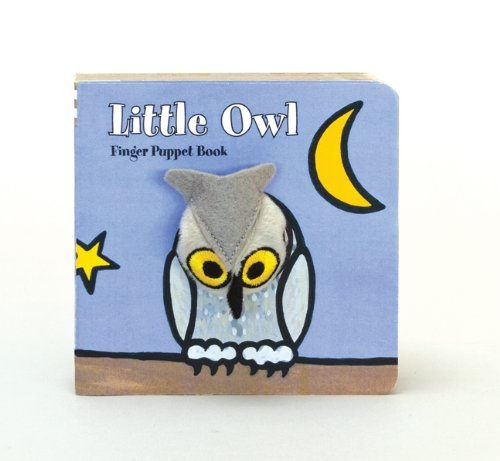 Little Owl Finger Puppet Book by ImageBooks (1-Sep-2011) Hardcover