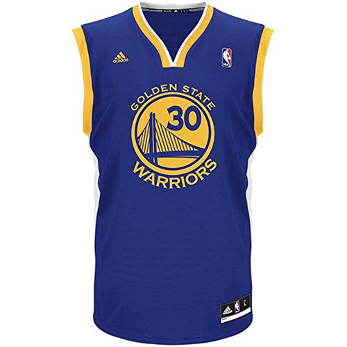 NBA Golden State Warriors Stephen Curry Road Replica Jersey