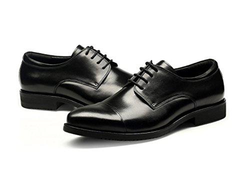 Lace British Black Business Dress LINYI Pointed Shoes Men's Wedding Shoes Men's Shoes gI0A7q