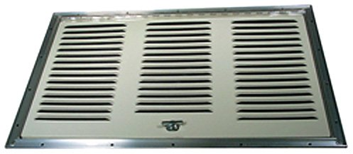 Dometic 8032214330 Colonial White RM2214 Lower Square Vent by Dometic
