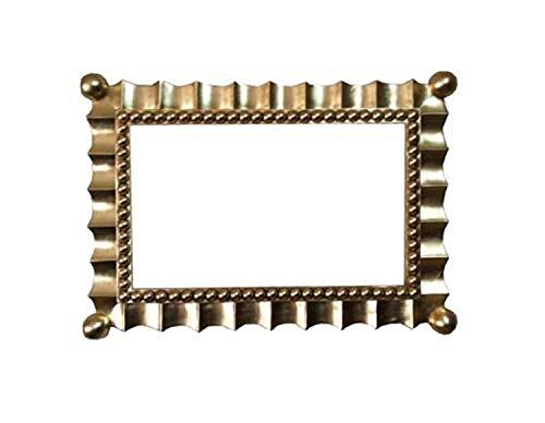 16x26 Rectangle gold mirror frame unique modern design decorative frame