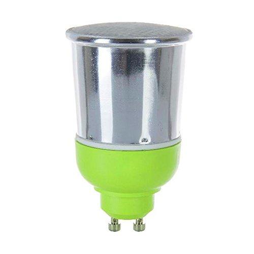 25w Mini Spiral - Sunlite SM9GU10/30K 9 Watt Mini Spiral Energy Saving CFL Light Bulb GU10 Base Warm White