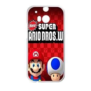 Generic Case Super Mario Bros For HTC One M8 Q2A2227611